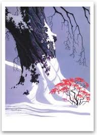 eyvind earle christmas cards image result for http blogs artinfo lacmonfire files
