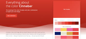 Red Color Meaning Essential Color Tools For Ux Designers