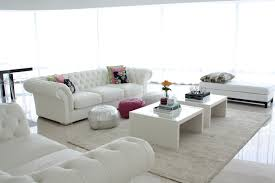 White Leather Chesterfield Sofa by White Sofas Bedroom And Living Room Image Collections