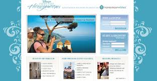 wedding registry website reviews review disney parks and resorts honeymoon registry tips from