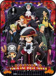 halloween event one piece tower to hold halloween event for over a month tokyo