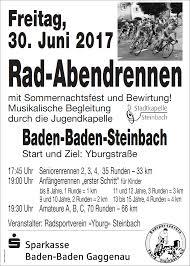 Sparkasse Baden Baden Rsv Yburg Steinbach Newsmeldung