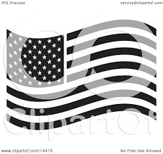Blue Flag White Star The American Flag With White Stars Over Blue And Rows Of Red And