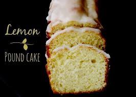 easy lemon pound cake recipe nosh my way