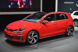 2018 vw golf gti vs 2016 vw golf gti track test has an unexpected