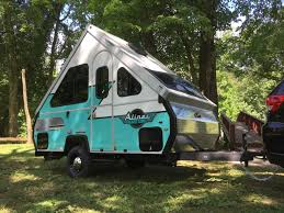 Retro Campers by A Look At The A Liner Limited Edition Retro The Small Trailer