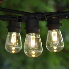 backyard string lighting weather resistant outdoor lights