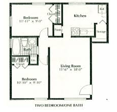 2 Bedroom Homes K Lin Apartments Rentals Hazel Park Mi Apartments Com