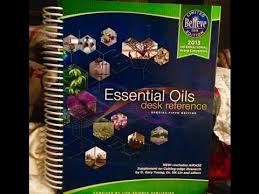 essential oils desk reference 7th edition young living essential oils desk reference guide youtube