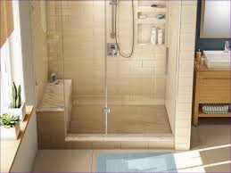 Small Bathroom Stand by Bathroom Stand Up Shower Surround 3 Piece Shower Unit Shower And