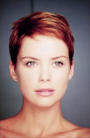 highlights in very short hair red hairstyles for short hair hair world magazine