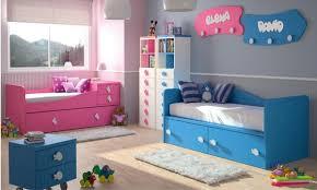 chambre bleu fille 40 idées pour une chambre d enfant peinte en couleurs vives