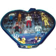 your wdw store disney figurine set prince fashion play set
