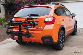 Subaru Forester Bike Rack by Review Subaru Xv Crosstrek U2013 Long Term Update Mtbr Com