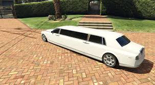 roll royce limousine rolls royce phantom limo gta5 mods com