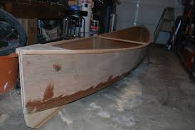 quick canoe plan woodworker builds in 4 5 hours i took 2