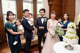 his and wedding japan wedding planners find growth in shrinking wedding