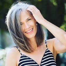 looking with grey hair best 25 grey hair bangs ideas on pinterest grey hair with bangs