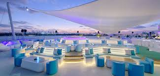 Dubai On Map Cielo Sky Lounge Dubai