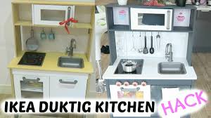 Ikea Play Kitchen Hack by How To Hack Ikea Duktig Kitchen U0026 Review Youtube