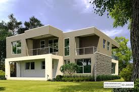 4 bedroom modern house plan id 24509 house plans by maramani