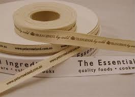 printed ribbons australian printed ribbon strange inkstains etsy shop