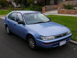 toyota corolla all 1997 file 1997 toyota corolla ae101r advantage seca 5 door hatchback
