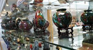 Jade Vases Jade Museum In Hualian Taiwan