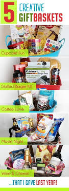 5 creative diy gift basket ideas for friends family