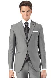 costume pour mariage homme costume gris mariage costume de marié gris avec gilet pour homme