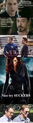 Captain America Meme - tony stark and captain america by gnralex96 meme center