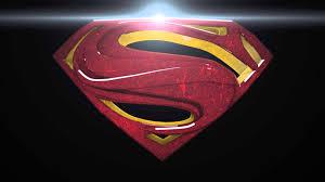 superman man steel c4d effects tiltle recreation