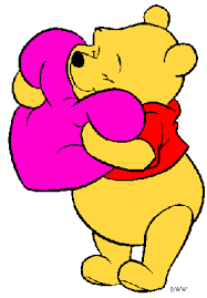winnie the pooh valentines day happy s day bright