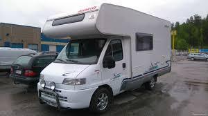 dethleffs a5880 fiat esprit 2 8 jtd 2000 travel truck