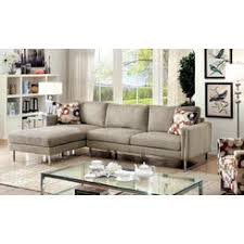 Chenille Sectional Sofa With Chaise Coaster Westwood Chenille Fabric Sectional Sofa