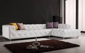 canapé d angle capitonné photos canapé d angle design moderne