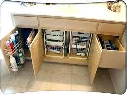 bathroom vanity cabinet organizers bathroom medicine cabinet
