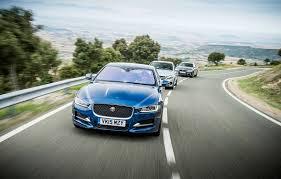 lexus is 250 vs jaguar xf jaguar xe vs bmw 4 series vs mercedes c class triple test review