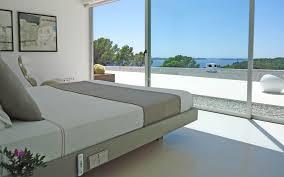 villa terrific villa ixos bedroom with modern low profile bed