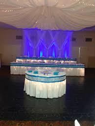 wedding backdrop canopy canopy headtable wedding backdrop canopy blue backdrops by