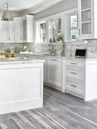 grey kitchen cabinets wood floor white kitchen with gray cabinets wood floors page 1 line