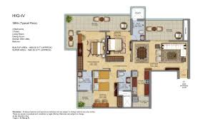 mahagun meadows noida sector 150 click on image to enlarge view