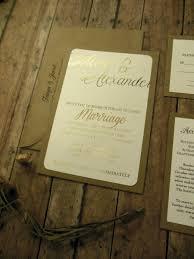 wedding invitations rustic rustic gold wedding invitation blush wedding invitation rustic