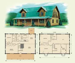 2 cabin plans gambrel style barn homes jefferson ii log home and log cabin
