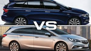 Fiat Tipo Station Wagon Vs Opel Astra Sports Tourer Youtube