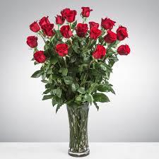 nashville florist two dozen stemmed roses by bloomnation in nashville ar