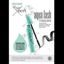 Gambar Dan Maskara Wardah wardah eyexpert aqua lash maskara daftar harga terbaru