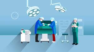 Doctor And Nurse Doctor And Nurse Scenes Video Animation Footage Motion Background