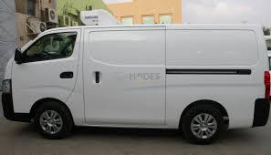 nissan van nv350 nissan urvan nv 350 panel van freezer 0c 5c 2016 u2013 dubai autos