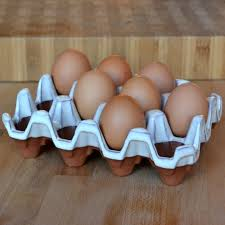 ceramic egg tray 12 ceramic egg holder terracotta uk the home of uk terracotta